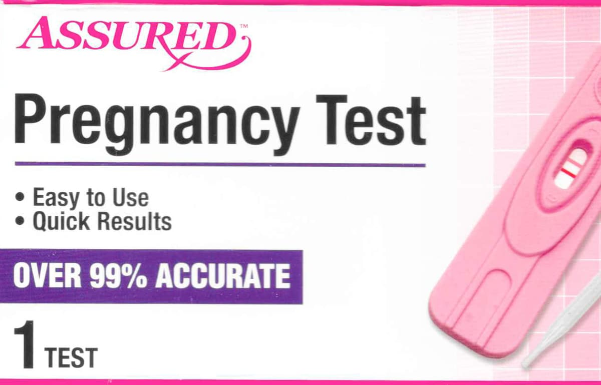 Assured Pregnancy Test Accuracy