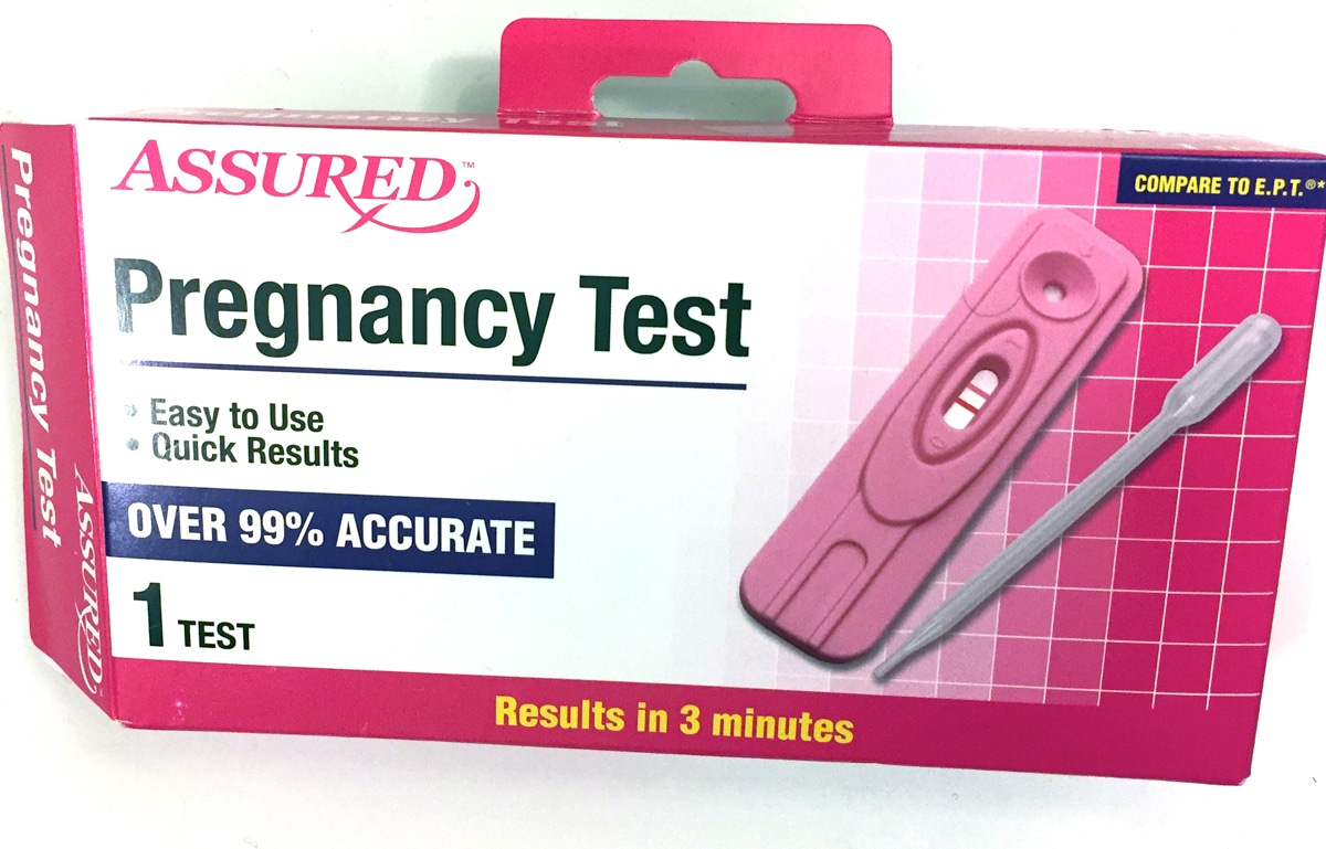 Assured Pregnancy Test hCG