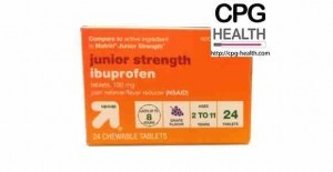 Childrens Ibuprofen by Up&Up Delivers the Pain Relief of Children's Motrin at a Value Price
