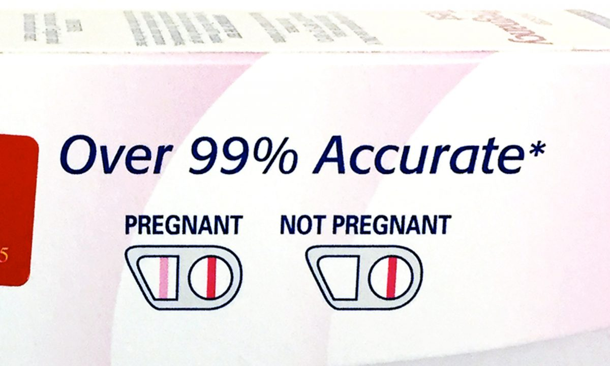 How accurate is New Choice pregnancy test?