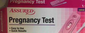 Assured Pregnancy Test sensitivity 2017