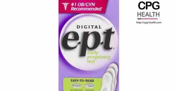EPT Pregnancy Test