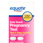 Equate Early Result pregnancy Test
