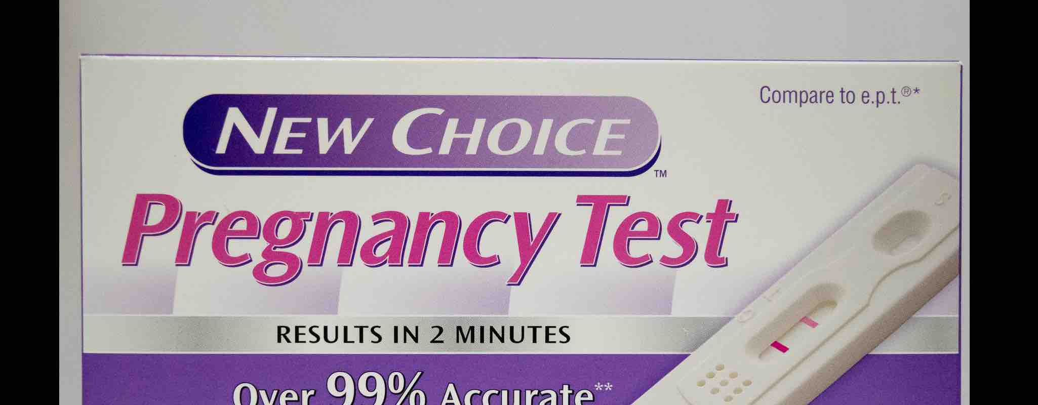 Can I buy the New Choice One Step Pregnancy Test from Amazon