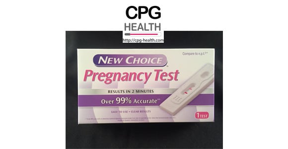 New Choice Pregnancy Test Sensitivity