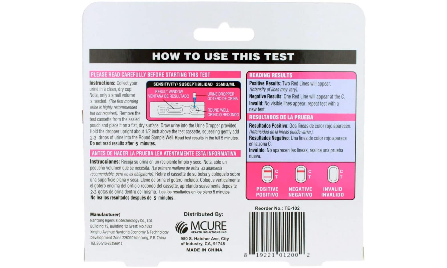 Para-Aid Pregnancy Test reviews