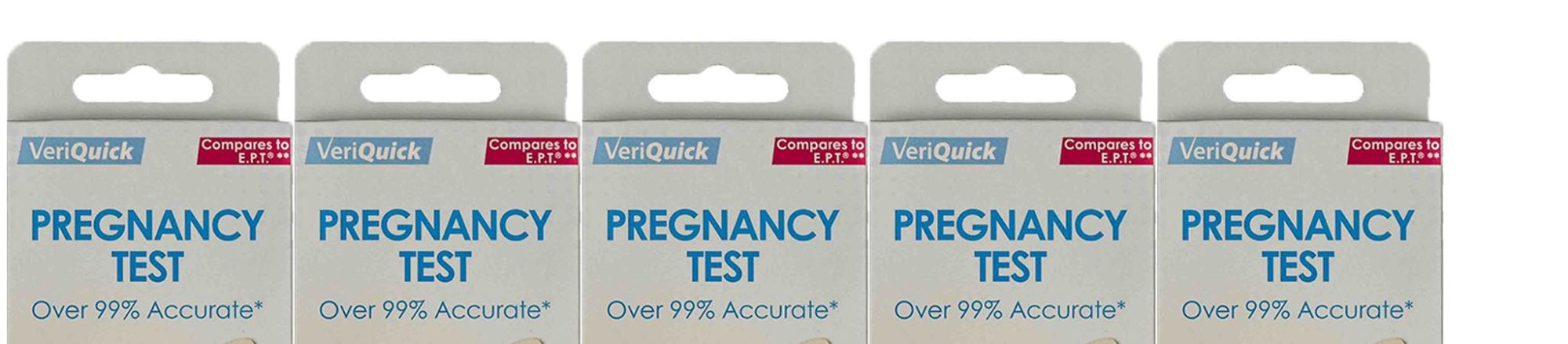 VeriQuick Pregnancy Test mIU